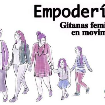 Jornadas AMUGE de Empoderío: Gitanas Feministas en movimiento