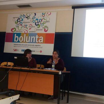 Heziketa Topaketa en Bolunta