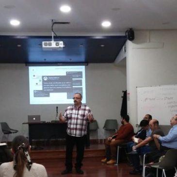 Participación en el taller sobre antigitanismo